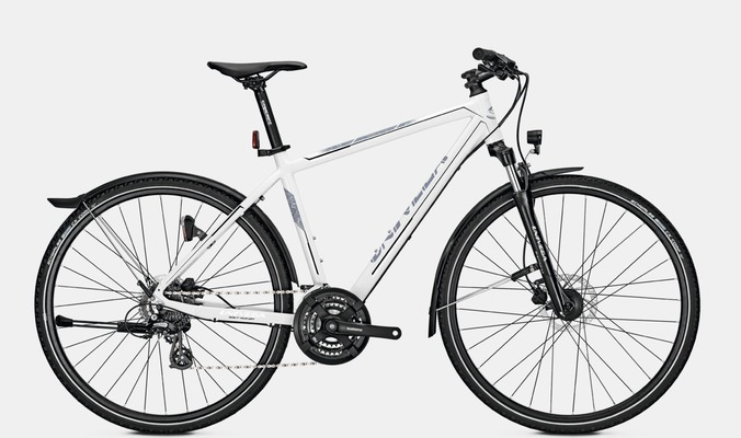 Bici Ibrida - Hybrid Bike